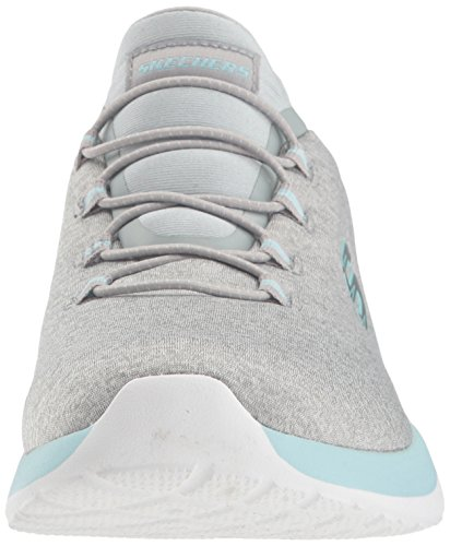 Break Gray Aqua Through Light Dynamight Skechers B8pxqCw5nI