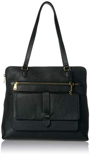 Fossil Women's Kinley Shopper Tote Purse Handbag
