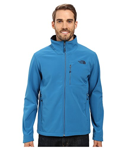 The North Face Men's Apex Bionic 2 Jacket Banff Blue/Banff Blue (Prior Season) Large (North Face Best Price)