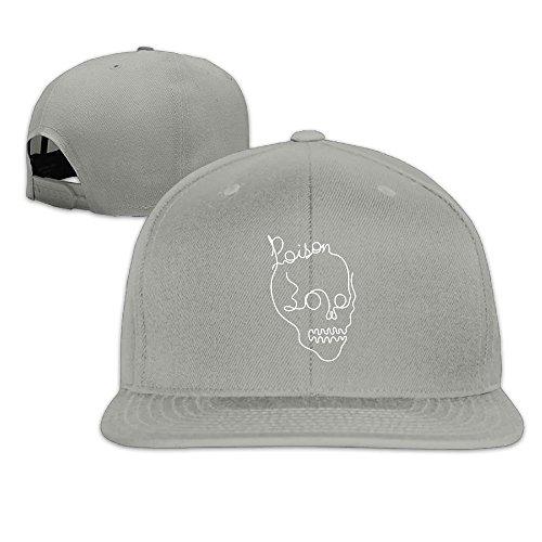 HAILIN TATTOO The Best Of Poison Summer Hat Baseball Cap Polo Style - Jeremy Shop Scott