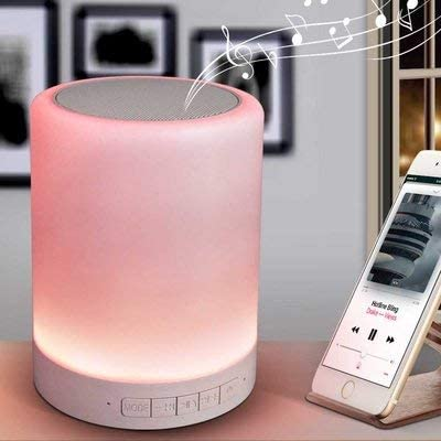 Azacus Wireless Portable Bluetooth Speaker With Smart Touch Led Mood Lamp Sd Card And Mic Price Buy Azacus Wireless Portable Bluetooth Speaker With Smart Touch Led Mood Lamp Sd Card And Mic