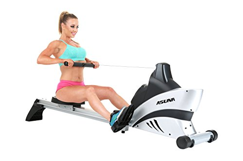 ASUNA 4500 Rowing Machine, Gray