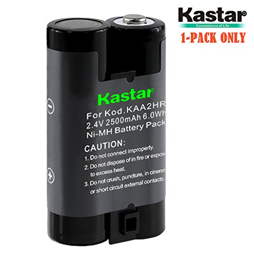 Cx6200 Memory - Kastar KAA2HR Battery (1-Pack) for Kodak KAA2HR KAARDC K3ARDC and Kodak EasyShare, Kodak C315 CD33 CW330 CX7430 DX3900 Z650 Digital Camera