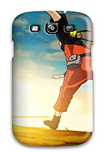 New Style 4244283K14639241 Top Quality Rugged Hinata And Narutos Case Cover For Galaxy S3