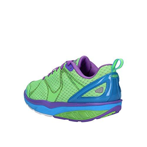 MBT Sneakers Mujer 37 EU Verde Textil