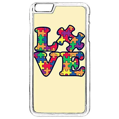 amazon com phone case for iphone 6 plus,best protective phone casephone case for iphone 6 plus,best protective phone case cover,autism awareness phone