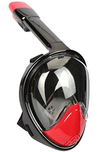 iRunzo Full Face Snorkeling Mask
