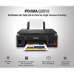 Best WI FI printer Canon Pixma G2010 Black Review 2020