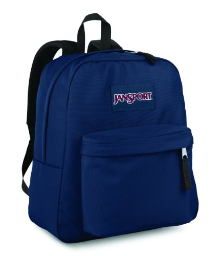 (JanSport Spring Break Classics Series Daypack (Navy))
