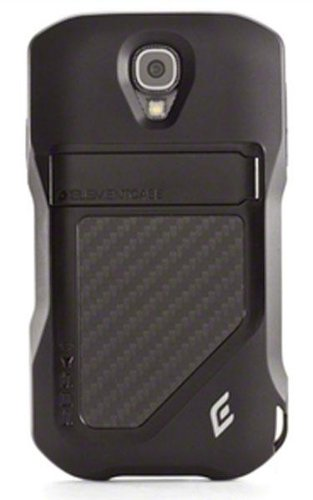 factory price b126d b05fb Element Eclipse Case for Samsung Galaxy S4 - Retail Packaging - Black/Black