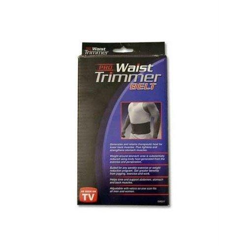 PRO Waist Trimmer Belt for Men and Women As Seen on TV (2 Pack)