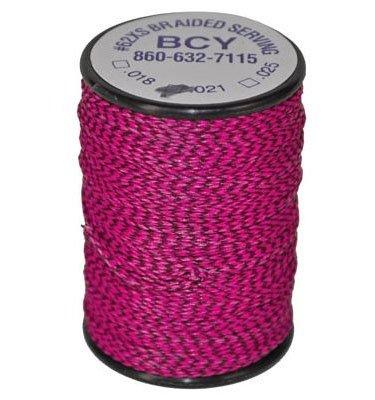 (Bohning Hot Pink #62 XS .021 Serving Thread )