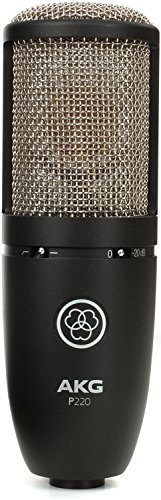 mance Vocal Condenser Microphone (Akg Guitar)