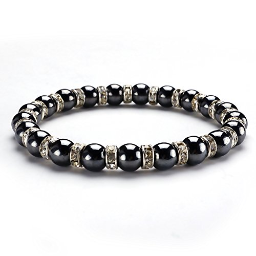 Magnetic Gemstone Hematite Bracelets Additional