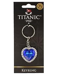 Titanic Heart of the Ocean Keyring