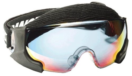 Bangerz HS-3000 shatter-proof Goggle Multicolore - Arcobaleno