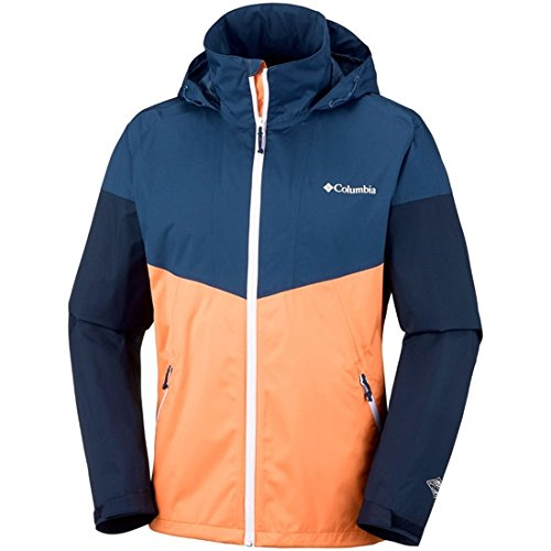 Hombre Columbia Inner Limits Jacket Chaqueta Impermeable Aislamiento t/érmico sint/ético Hi-Loft