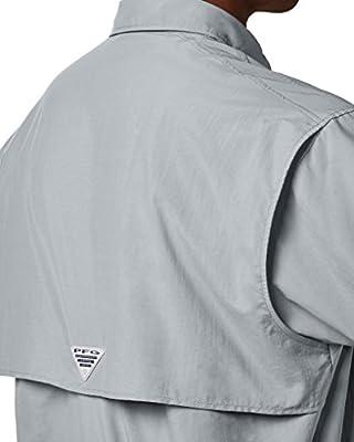 Columbia Sportswear Men's Bahama II Short Sleeve Shirt