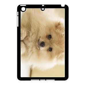 J-LV-F Design Case Pomeranian Customized Hard Plastic Case for iPad Mini