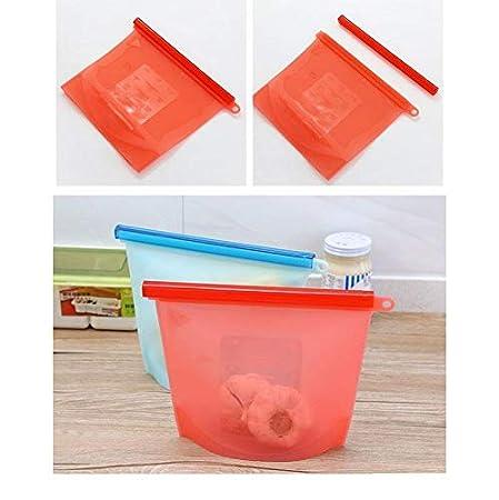 Rubyz - Bolsa reutilizable para almacenamiento de alimentos ...