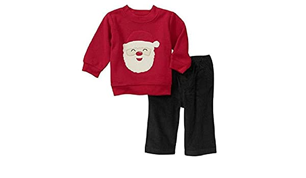 f9760eae97ff Amazon.com  Child of Mine Made By Carter s Baby Boys  Infant 2pc ...
