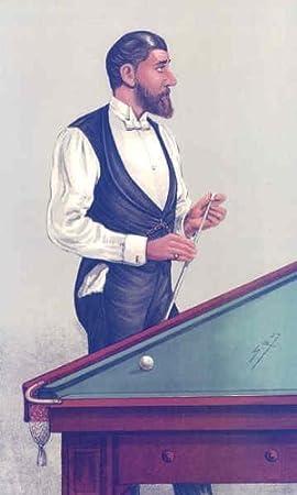 VANITY FAIR espía kruzroyal John Roberts Jr el campeón de 57454,8 cm. Billares. 1905: Amazon.es: Hogar