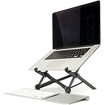 Roost Laptop Stand U2013 Adjustable And Portable Laptop Stand U2013 PC And MacBook  Stand, Made