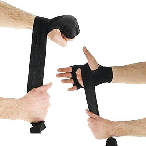 Adidas Schnelle Wrap Punch Gel Nuckle Schwarz
