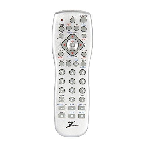 zenith tv remote - 7