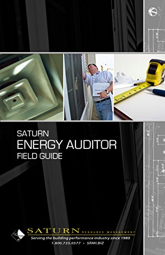 energy auditor field guide - 1
