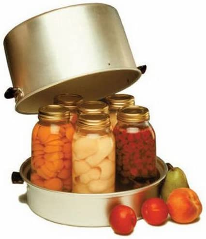 400A Discontinued by Manufacturer Back to Basics Steam Canner