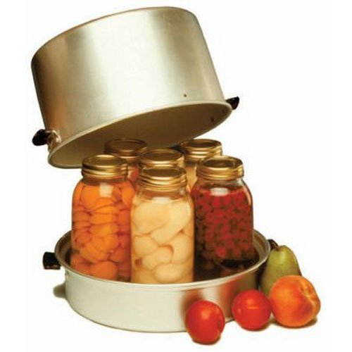 Back to Basics Steam Canner - 400A (Discontinued by Manufacturer)
