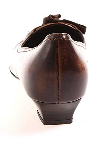 Decolleté Pelle Cognac 75 Donna Gabor Scarpe Da 292 OwdgPgq6x