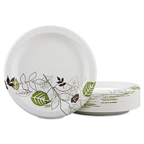 (Pathways Paper Plates in Dispenser Box 8.5