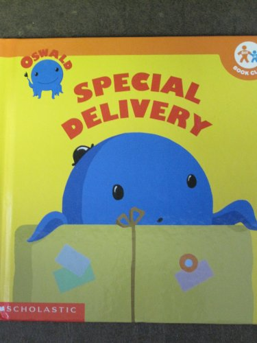 Special delivery (Nick Jr. Book Club)
