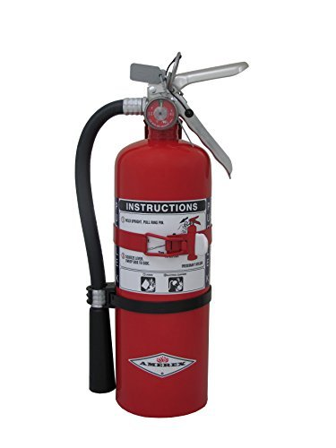 Amerex B479T, 5lb Purple K Chemical Class B C Fire Extinguisher by Amerex by Amerex