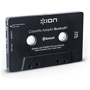 Miraculous Amazon Com Ion Audio Cassette Adapter Bluetooth Bluetooth Music Wiring 101 Archstreekradiomeanderfmnl