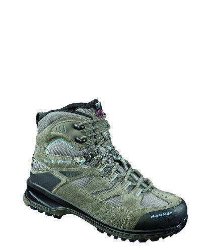 Mammut Teton - Zapatillas de senderismo de ante unisex java/bluestone