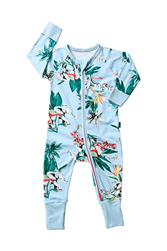 Bonds wondersuit 2 Way Zippy Sleep and Play (18-24m, Blue) (Bonds Baby Bodysuits)
