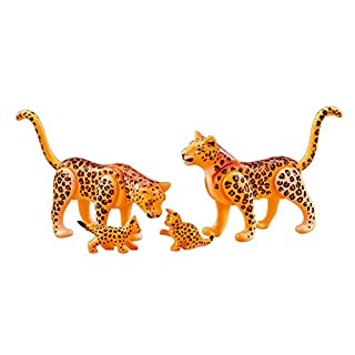 Playmobil 6539 Leopard Family