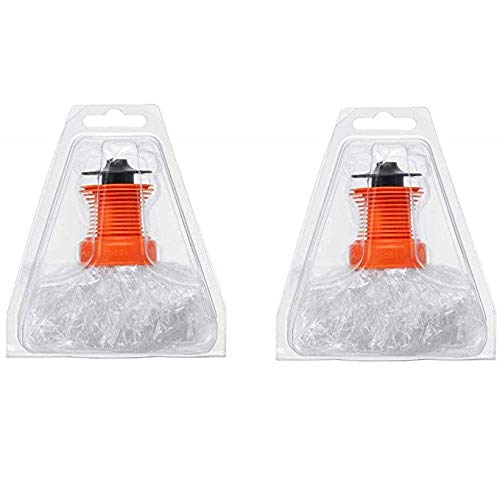 NewHokDo Easy Valve Bags Replacement Heat Filling Chamber Balloon for Volcano Pack of 2 Pack