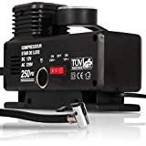 Mini Compressor De Ar Portatil Automotivo Para Encher Pneu De Carro Moto Van Bola E Inflaveis 250 Psi 220v 12v