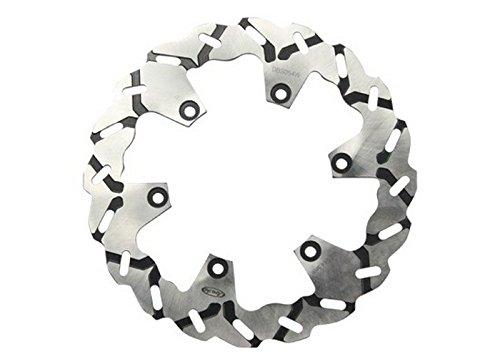 1 PC Racing Sport Motorcycle Bearing brake rotor disc Fit for YAMAHA XP T-MAX 500 01-03 REAR - L Black
