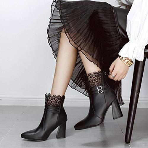 CuteFlats Nero Fashion Nero CuteFlats Donna Fashion Donna w6t0Pq