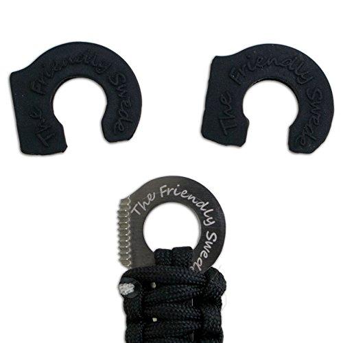 Friendly Swede Adjustable Paracord Bracelet
