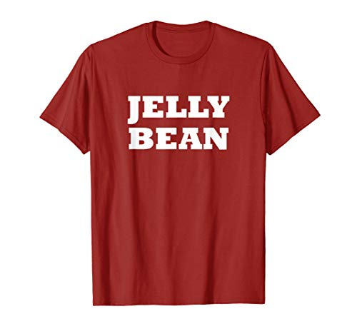Jelly Bean Halloween Easy Costume Cute Funny Party T Shirt -
