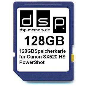 64gb Micro SD SDXC tarjeta de memoria de tarjeta para Canon Digital IXUS 140
