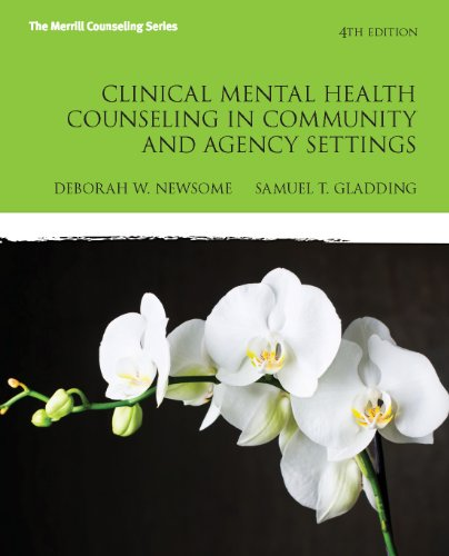 Download Clinical Mental Health Counseling in Community and Agency Settings (4th Edition) (New 2013 Counseling Titles) Pdf