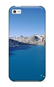 Xworaxa5901fIMir Tpu Phone Case With Fashionable Look For Iphone 5c - P