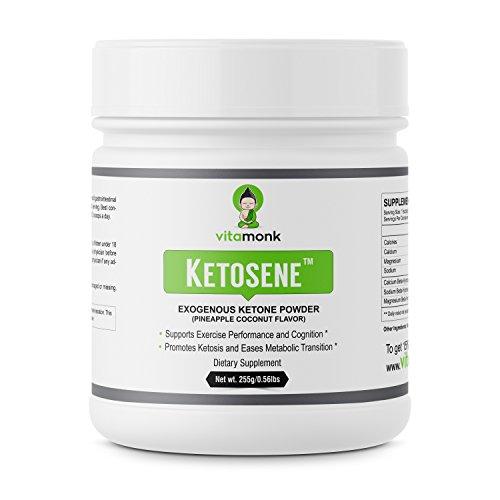 KetoseneTM Exogenous Supplement Hydroxybutyrate Magnesium